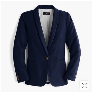 J Crew Navy Blazer in Navy